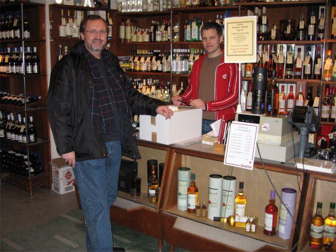 whisky store copenhagen